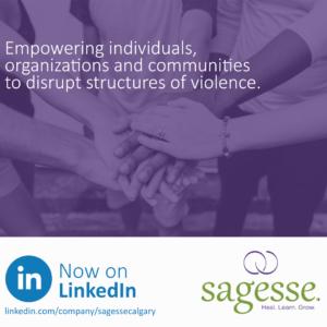 Sagesse is now on LinkedIn